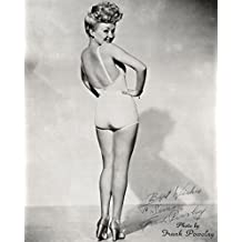 Gifts Delight LAMINATED 22x27 Poster: Betty Grable 20th Century Fox