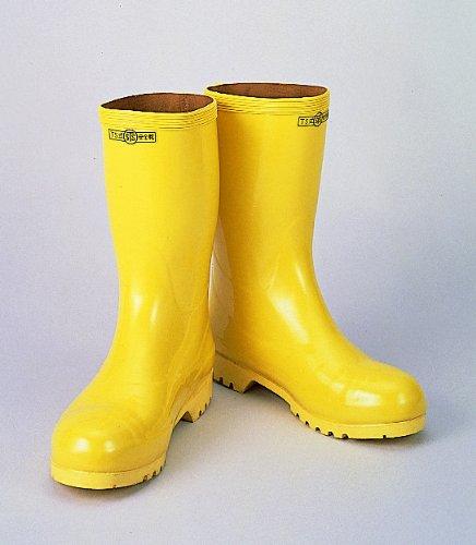 シゲマツ 化学防護長靴RS-2 25.0cm B0047QTOMS