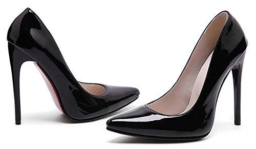Peu 12cm Soir Sexy Femme Aisun Stiletto Profonde Basse qwIR74