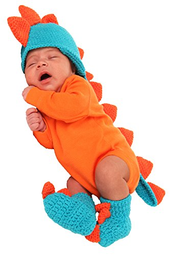 Princess Paradise Baby Dash The Dragon Hat and Booties