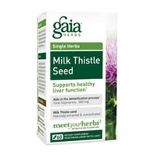 Milk Thistle Seed Liq Caps, 60 cp ( Multi-Pack)
