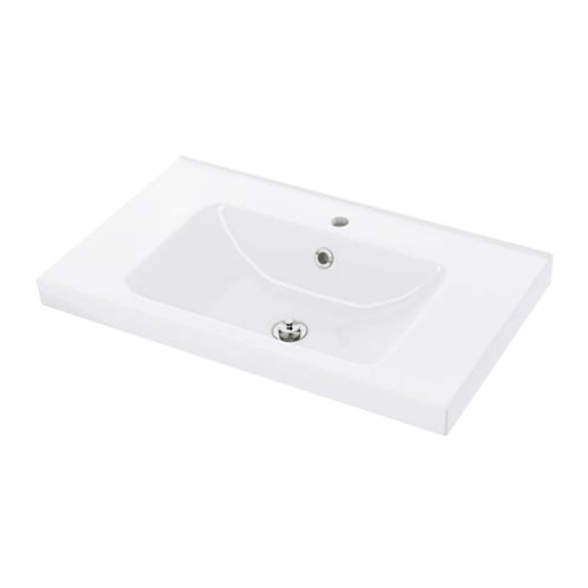 IKEA Odensvik Sink 701.808.04 Size: 32 5/8x19 1/4x2 3/8'' by IKEA