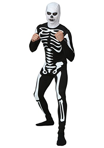 Karate Kid Skeleton Suit - L -
