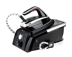 Polti Vaporella Forever 1400 Focus - Central de planchado, vapor vertical, suela Inox con revestimiento cerámico, recoge cable automático.