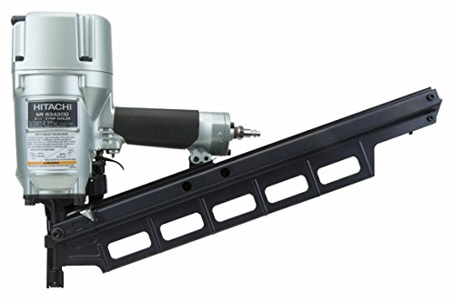 Hitachi NR83A3(S) 2 Inch to 3-1/4-Inch Plastic Collated Full Round Head Framing Nailer (Discontinued by Manufacturer)