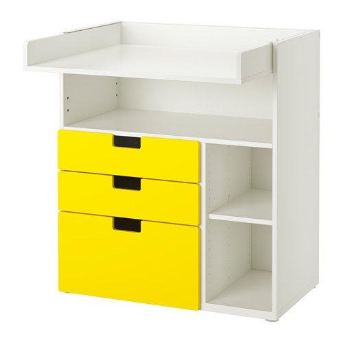 Zigzag Trading Ltd IKEA STUVA - Cambio de Mesa con 3 cajones ...