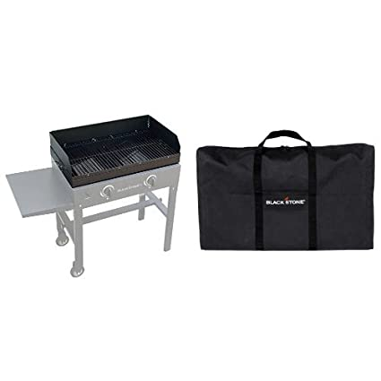 Amazon.com: Blackstone 28 inch parrilla parte superior ...