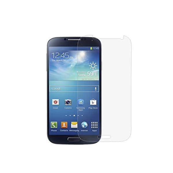 Gankmachine Claro de la Pantalla HD de reemplazo película del Protector para Samsung i9500 Galaxy S4 SIV 2
