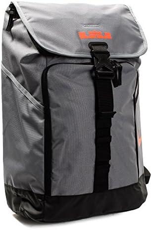 Nike LeBron Max Air Ambassador Backpack Cool Grey Black