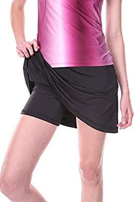 JWalking Designs Women's Three-Pocket Active Skirt