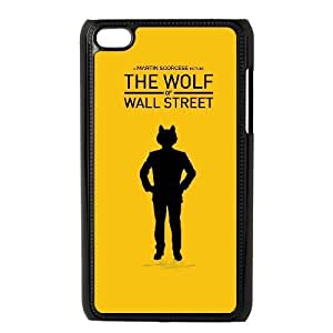 iPod Touch 4 Phone Cases Black Wolf Of Wall Street BGU275945