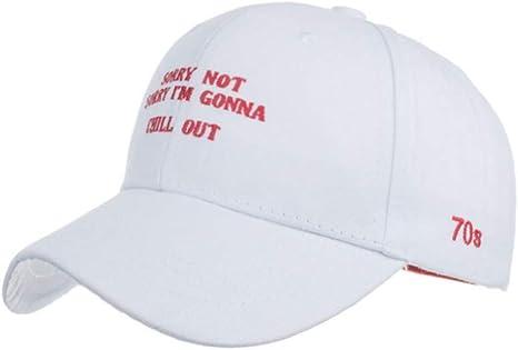 JKYJYJ 2019 Sombreros para Mujer Hombre Gorras para Mujer Mans ...