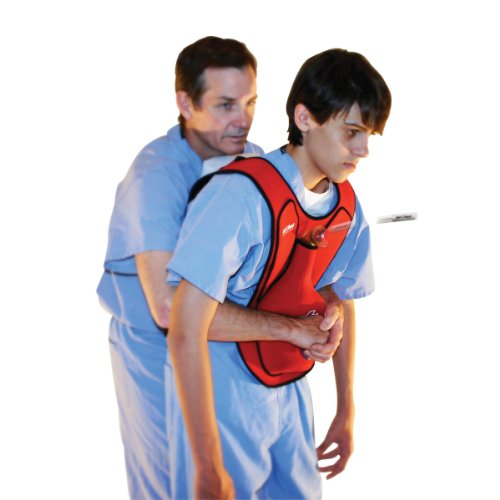 (Act Fast AF-101-R Anti Choking Trainer with Back Slap, Red)