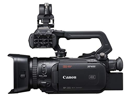 Canon XF400 Black