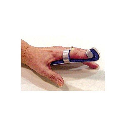 Higgins Supply Co. Baseball Finger Splint Medium Bulk Pk/6 Non-Retail