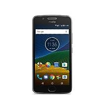 Moto G 5ª Generación - Smartphone libre Android 7 (pantalla de 5'' Full HD, 4G, cámara de 13 MP, 2 GB de RAM, 16 GB, Qualcomm Snapdragon 1.4 GHz)