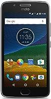 Moto G 5ª Generación - Smartphone libre Android 7 (pantalla de 5'' Full HD, 4G, cámara de 13 MP, 3 GB de RAM, 16 GB, Qualcomm Snapdragon 1.4 GHz)