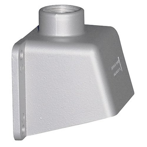 Appleton AEE33 Aluminum Mounting Box for 30 Amp Pin and Sleeve Receptacles Connectors and Plugs, Dead-End, 1