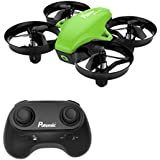 Drone Mini Potensic RC Nano Quadcopter RC Helicopter Plane with Altitude Hold, Headless Mode, One Key Take-Off/Landing, Low Battery Alarm, Best Drone for Beginners & Kids-Green A20