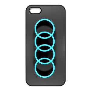iPhone 5,5S Cell Phone Case Black Audi NF9466070