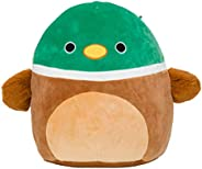 Squishmallow Avery The Duck 8 Inch Stuffed Plush Toy