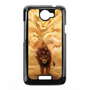 Disney The Lion King Character Rafiki HTC One X Cell Phone Case Black 218y-897801