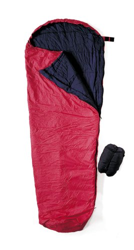 Cocoon Silk Mummy Tropic Traveler Sleeping Bag (Sunrise, 86-Inch x 33-Inch), Outdoor Stuffs