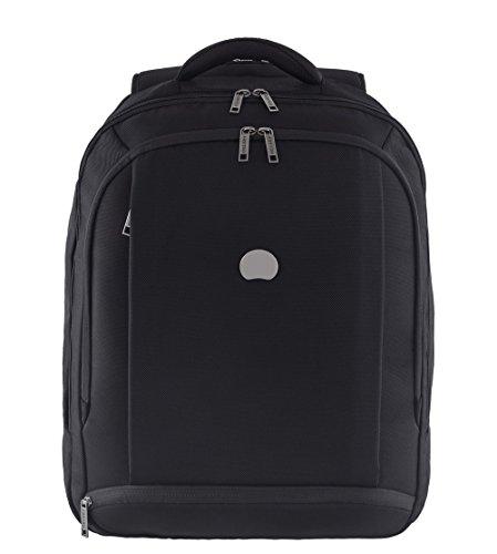 Delsey Montmartre Zaino 54.5 cm scomparto Laptop Black