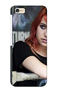Inthebeauty Tpu Case For Iphone 6 Plus With Women Redheads Models , Nice Case For Thanksgiving Day's Gift