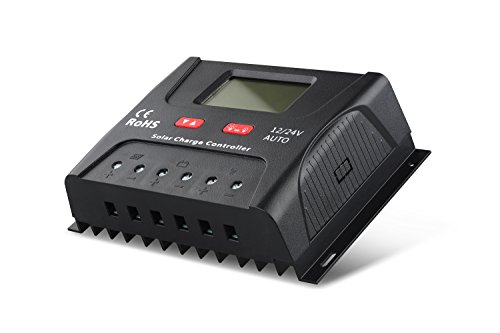 solar charge controller 60 amp - 1