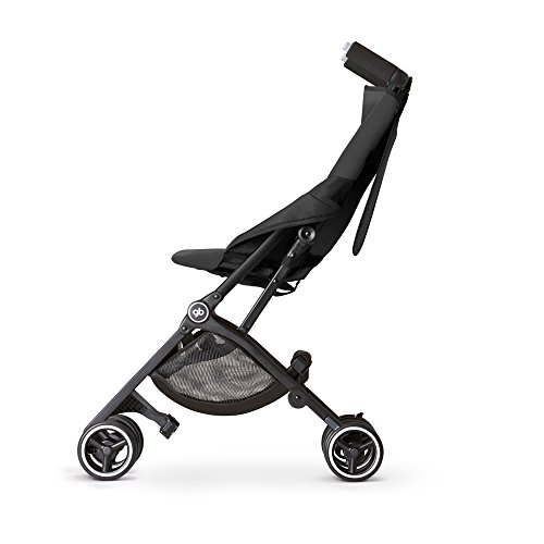 Pockit Lightweight Stroller, Monument Black, 9.5 Pounds by gb (Image #5)