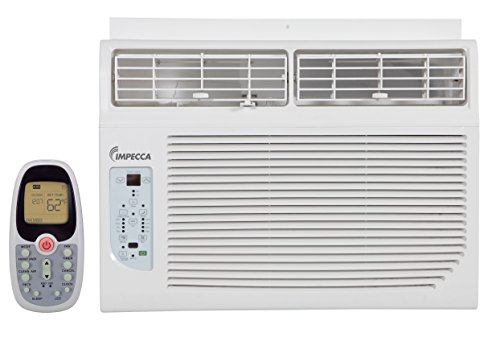 Impecca 10000 Btu Window Air Conditioner Whisper Quiet