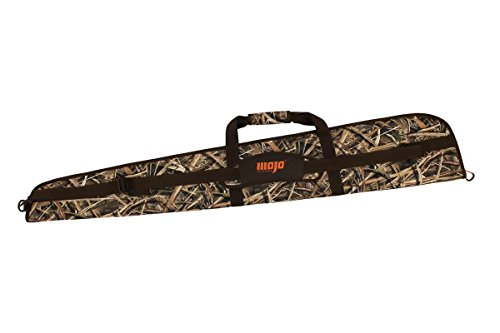 MOJO Outdoors Single Gun Case - Duck Hunting Shotgun Case, Mossy Oak Blades Camo, One Size (New) (Best Duck Gun Ever)