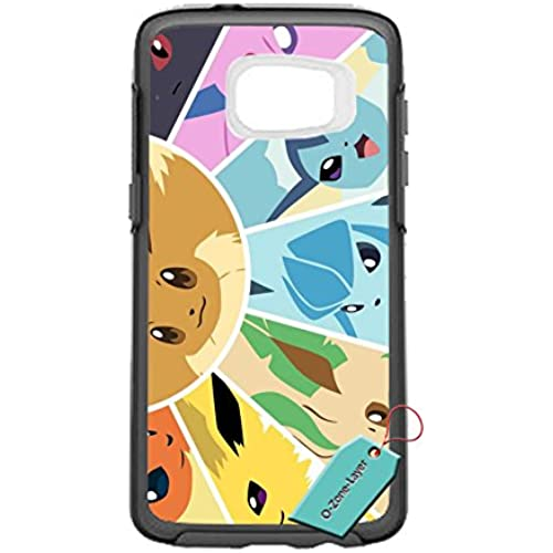 O-Zone-Layer  POKEMON EEVEE Samsung Galaxy S7 Cover Case Luxurious and Fashion Design Sales