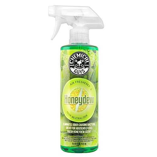 Chemical Guys AIR_220_16 Honeydew Premium Air Freshener and Odor Eliminator (16 oz)