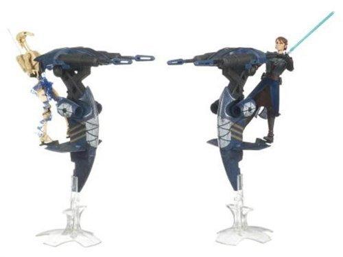 Star Wars: The Clone Wars Battle Packs - B8217;omarr Monastery Assault