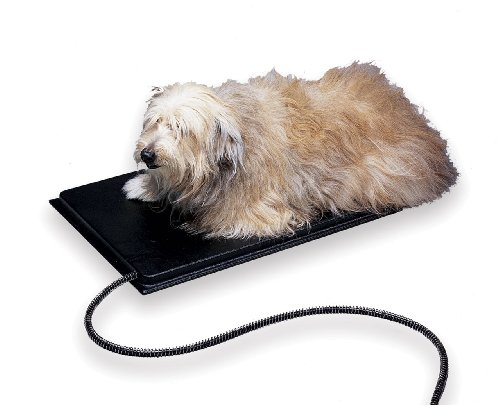 Allied Precision Heated Pet Bed - Allied Heated 23-Inch by 29-Inch Pet Mat, Large