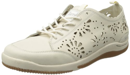 Jambu Women's Bloom Biodegradeable Fashion Sneaker,Ivory,9 M US
