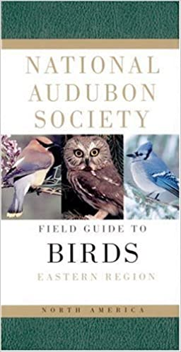 The Audubon Society Field Guide to American Birds by J. Bull (1994-12-01)
