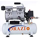 241183 Silent Type Air Compressor 65DB 600W 9L For Mobile Garage,...