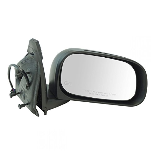 Heated Power Side View Mirror Right Passenger Side RH for 04-05 Dodge Durango