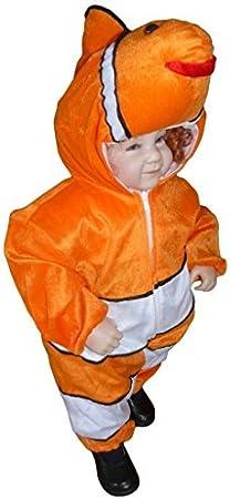 SPIDER età 7-8 Ragazzi Ragazze Bambini Costume Bambini Animale Costume Di Halloween Libro