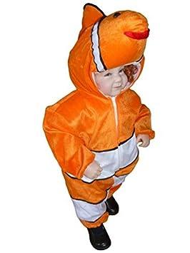 J22 Tamaño 2-3 años de disfraces pescado para bebés y niños ...
