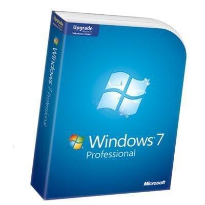 Windows 7 Professional - Upgrade