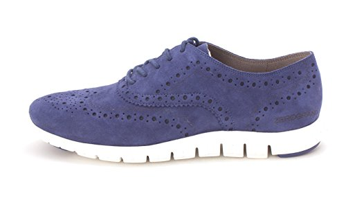 Eddasam Low Womens Blue Fashion Sneakers Lace up Cole Haan Top UwOHtEUq
