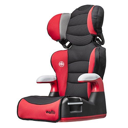 Evenflo Big Kid High Back Booster Car Seat, Denver free
