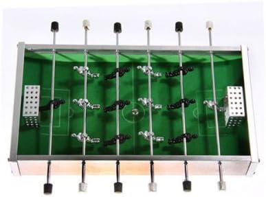 Fashion futbolín fútbol fútbol escritorio juguete w/2 bolas de acero: Amazon.es: Electrónica