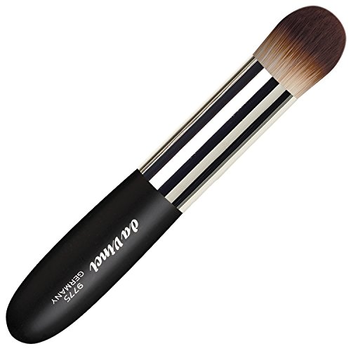 da Vinci Cosmetics Series 9775 Classic Foundation Brush, Oval Synthetic, 1.76 Ounce