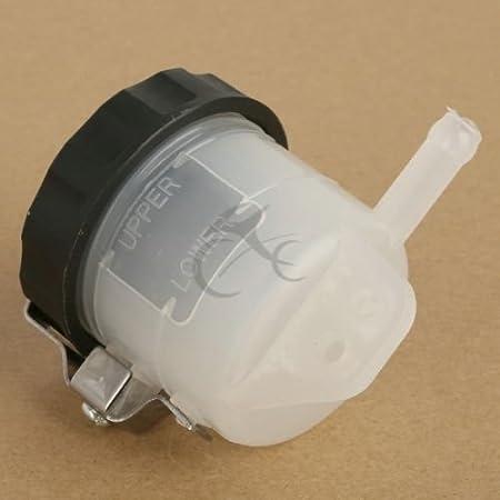 Front Brake Master Cylinder Fluid Oil Reservoir Cup for Honda Kawasaki Yamaha