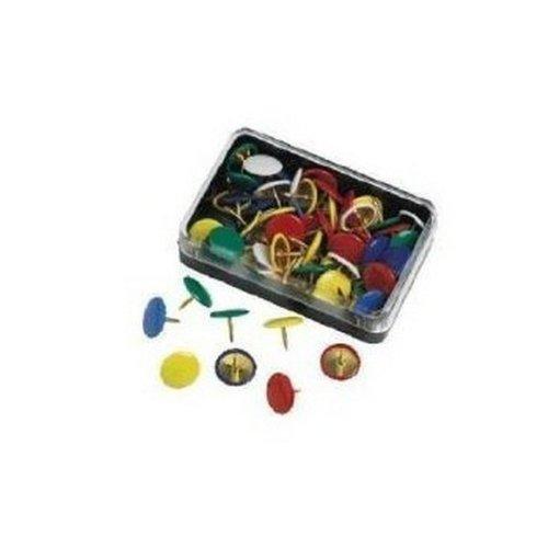 Molho Leone - 75531 - CONFEZIONE 10X50 PUNTINE NERE PLASTIFICATE